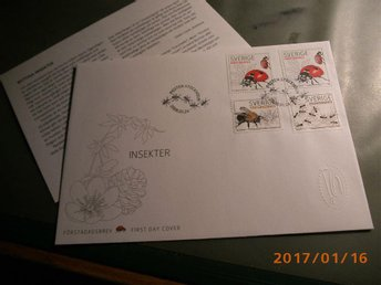 INSEKTER FDC 2008
