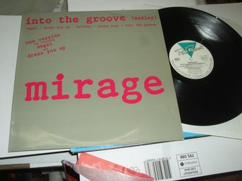 mirage into the groove(medley) Madonna