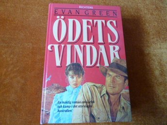 ÖDETS VINDAR, E. GREEN, 1995,  BÖCKER