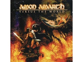 Amon Amarth -Versus The World lp black vinyl with poster