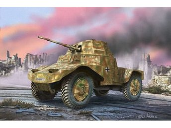 Revell 1/35 Armoured Scout Vehicle P 204(f)