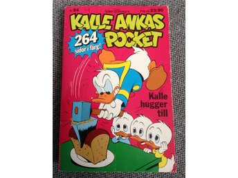 Kalle Ankas pocket nr 84