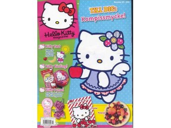 HELLO KITTY MAGAZINE - NR 7 2012