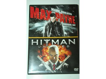 Max Payne / Hitman Untrated (2-disc DVD)