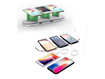 QI Laddare iPhone 8 Samsung Note 8 S8 S7 S6 mm
