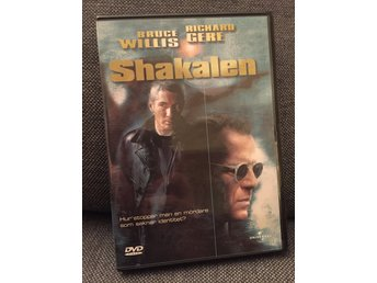 DVD Shakalen (Bruce Willis Richard Gere)