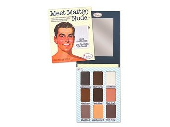The Balm: The Balm Meet Matt (e) Nude Eyeshadow Palette