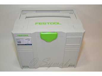 Festool Systainer SYS 4 T-LOC