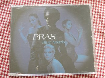 Pras - Blue Angels CD Single 1998