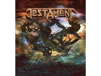 CD -Testament‎–The Formation Of Damnation - DIGIBOOK + DVD