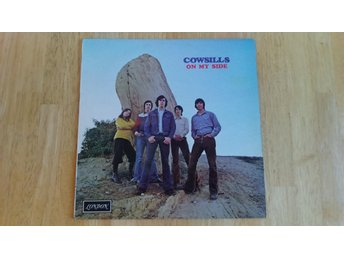 Cowsills - On My Side (RARE 1971) LP