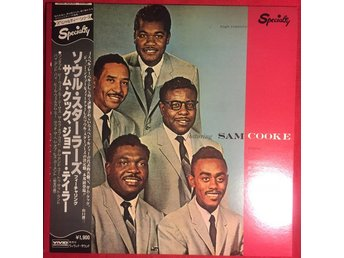 The Soul Stirrers feat Sam Cooke