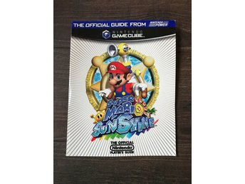 Super Mario Sunshine spelguide/guide