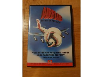 dvd AIRPLANE! (1980)