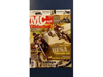 MC-Nytt nr 2 2012: Kawasaki VN900, H-D XL 1200X Forty-Eight, Honda VT750S