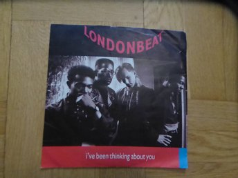 LONDON BEAT - I've been thinking about you  singel