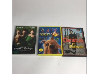 Filmer, Scooby-Doo 2, Cantinflas,  Den andra systern