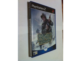 PS2: Medal of Honor: Frontline
