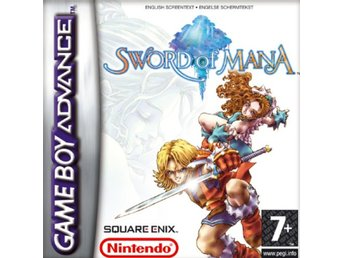 Sword of Mana - Gameboy Advance