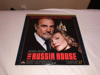 The Russia house  - Deluxe  letterbox edition - 2st Laserdisc