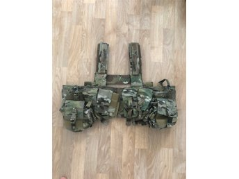 Airsoft Chestrig Semapo 1961g Multicam