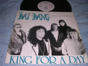 Bai Bang - King For a Day (12a) Very Rare!! EX/EX