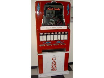 Candy Machine Vendor Stoner 180