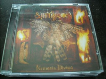 Satyricon - Nemesis Divina cd