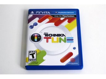 DJ Max Technika Tune - PS Vita