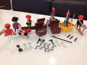 "Playmobil ""Pirates"""