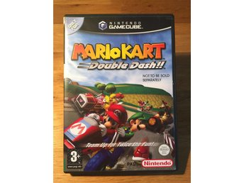 Mario Kart Double Dash - Svensk bundle utgåva 'Not to be sold separately'
