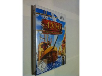 Wii: Anno: Create a New World (Dawn of Discovery)