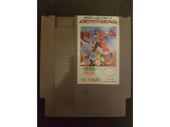 Clash at Demonhead - NES - USA