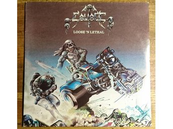 Savage - Loose N'Lethal EBON 12 1983