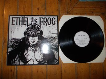 Ethel the Frog LP; NWOBHM, Heavy metal, EMI