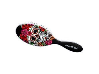 hh Simonsen Wet Brush Skull Red/Black LTD Edition