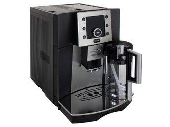 DeLonghi ESAM 5500.T Perfecta Cappuccino kaffebryggare Titan - Solna - DeLonghi ESAM 5500.T Perfecta Cappuccino kaffebryggare Titan - Solna