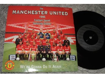 Manchester United 1995 / We´re Gonna Do It Again / MANU 957
