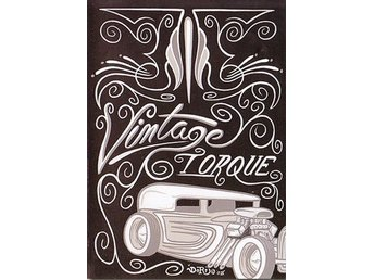 Vintage Torque Issue #2 - Brottby - Vintage Torque Issue #2 - Brottby