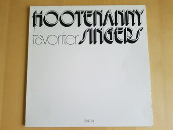 Hootenanny Singers Favoriter SMC101 - Ovanlig