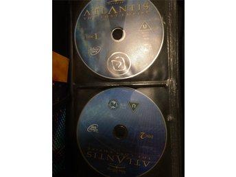 Atlantis -DVD - Karlstad - Atlantis -DVD - Karlstad