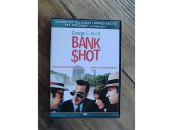Bank shot (George C.Scott) DVD RARE!