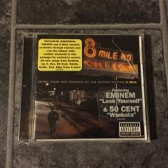 EMINEM - 8 MILE. (CD)