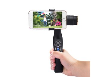 2-Axle Brushless Handheld Phone Stabilizer 330 Degree Smartphone Gimbal Holder