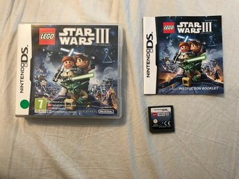 Star wars III Nintendo DS