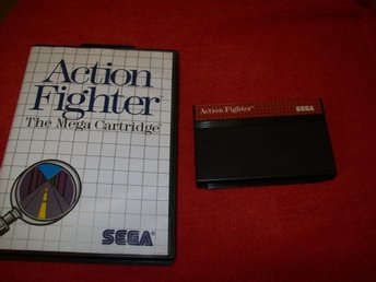 ACTION FIGHTER (Master)