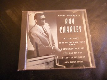 the great ray charles cd