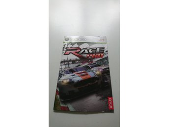 Race Pro Manual - Xbox 360