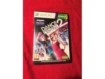 DANCE CENTRAL 2 XBOX 360 INPLASTAD