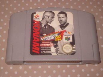 International Superstar Soccer 98 till Nintendo 64 N64